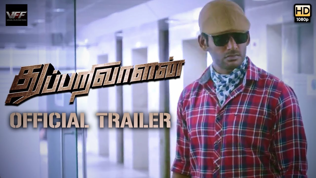 Thupparivaalan – Official Trailer