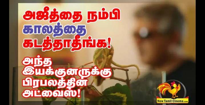 Vivegam Is The Second Anjaan ? True Fact !!