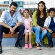 Baby Nainika, Amala Paul and Aravind Swami in Bhaskar Oru Rascal Movie Stills