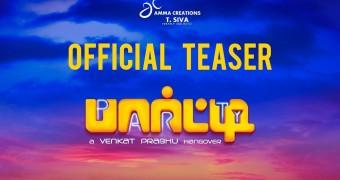 Party Official Teaser | Venkat Prabhu | Jai | Shiva | Sathyaraj | Regina | Premgi Amaren
